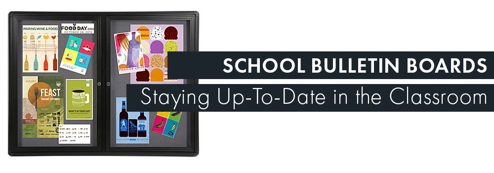 How to Use a Classroom Bulletin Board