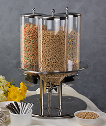 Polycarbonate Food Dispenser