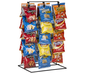 clip display stands