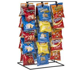 clip display stands