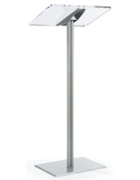 conductor stand sheet music podiums for concerts performances. Black Bedroom Furniture Sets. Home Design Ideas
