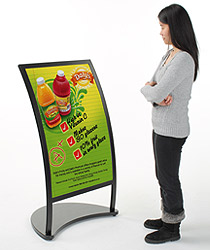 Poster Stand for 24