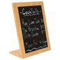 Bamboo Framed Write-On Board for Custom Promotions