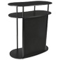 Hook and Loop Exhibit Podium, PVC Front Panel