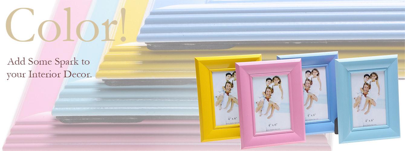 colorful frames for photos