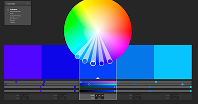 Adobe Color Program
