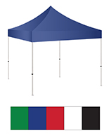 5x5 pop up tent with height adjustable and collapsible design