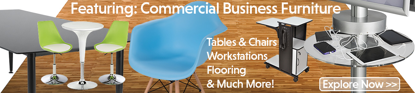 Commercial Business Furnishings and Flooring