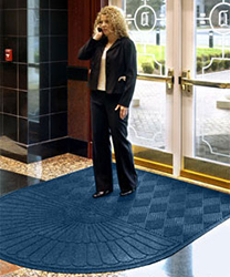 commercial entrance mat