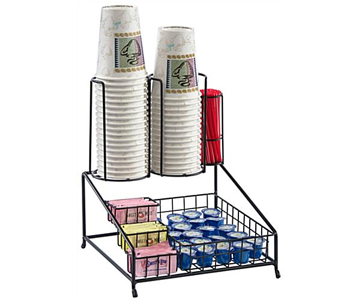 Condiment Racks & Dispensers