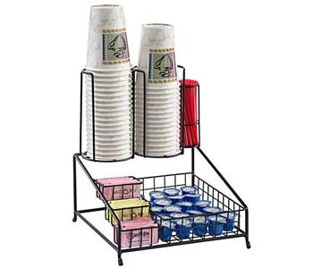 Condiment Racks & Dispensers