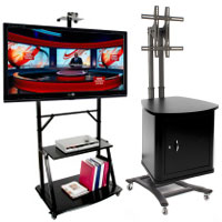 conference TV stand