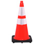 Orange Traffic Cone for Authorized Areas