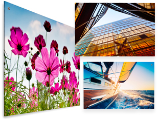 corporate art prints on acrylic artwork for office walls