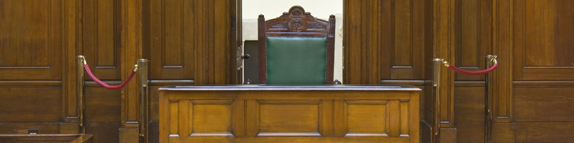 Courtroom Furniture & Displays