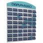 Branded Business Card Rack for Trade Shows