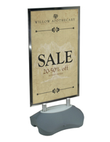 Business Custom Sandwich Board