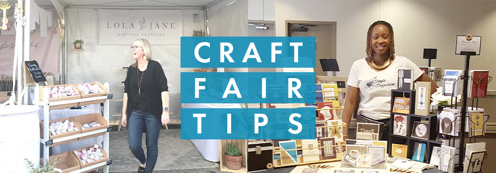 Craft Show Display Tips