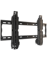 Video Wall System Mounting Bracket with Lock and Key