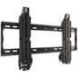 Black Steel Video Wall System Mounting Bracket