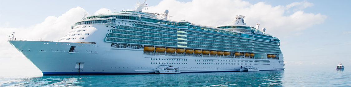 Cruise Ship Displays for a Peaceful Voyage