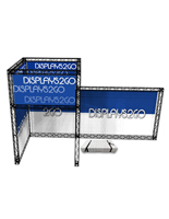 "Truss Display System, 141.75"" Overall Height"