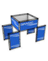 "Trade Show Booth Truss Kit, 47"" Header Height"