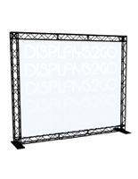 Trade Show Truss Wall, 8' Tall