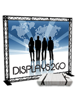 "10' Trade Show Truss Booth Kit, 29"" Case Width"