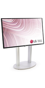Digital lobby directory with Wifi and Bluetooth connectivity