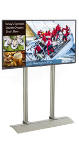 Digital Signage, 60 Hz Refresh Rate