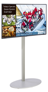Tall Digital Signage Display
