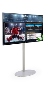Electronic Digital Signage Package with SuperSign Software