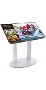 Restaurant Digital Signage for Retail Stores