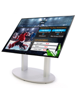 "55"" Lobby Digital Signage Kit"