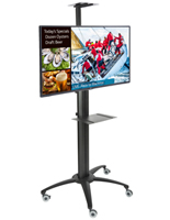 Portable Digital Sign Package for Trade Shows