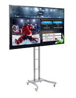 "55"" LG Mobile Digital Signage Display"