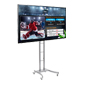 "55"" HD Monitor Mobile Digital Signage Display"