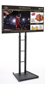 "65"" Digital Sign Set, VESA Compatible"
