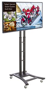 Digital Signage Package for Restaurant Promotions