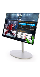 Lobby Stand and Advertising TV Digital Signage Pack
