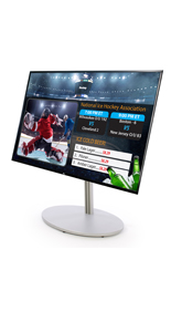 "55"" LG Monitor Digital Directory Sign Set"