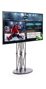 SuperSign Software LG Monitor Digital Signage Trade Show Kit