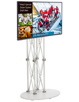 All-In-One Digital Sign, Supports Live TV
