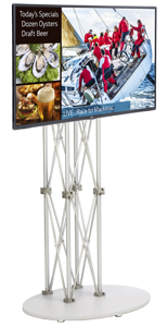 All-In-One Digital Sign, 2 Year Manufacturer Warranty