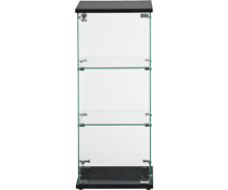 Tempered Countertop Glass Display Case