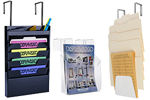 Hanging Cubicle File Holders