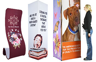 Custom Trade Show Tower Displays
