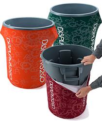 commercial trash receptacles business amp restaurant waste