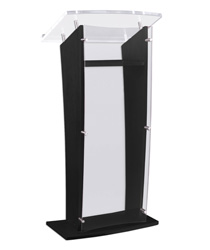 "48.75"" Tall Public Speaking Stand"